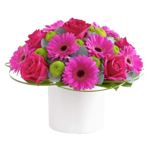 """Цветы в коробке """"Карамель"""""""